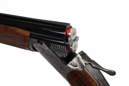 INTELCASE 20ga Snap Caps in Zoli Pernice Shotgun