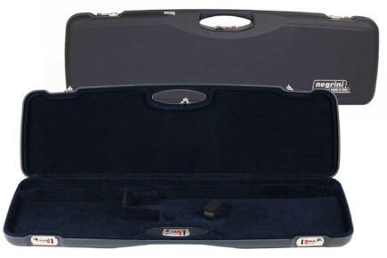 Negrini Flat Rib Sporting Shotgun Case - 1654LR-OUTLET