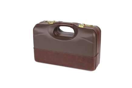 Negrini 21150PLX/5895-TRAC Luxury 6 Box Shotshell Case exterior
