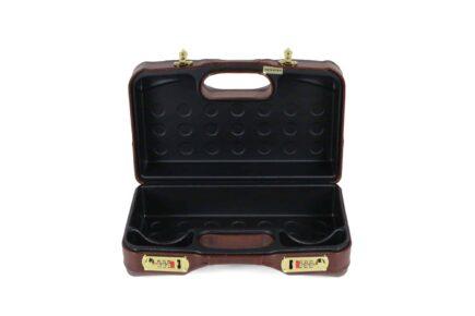 Negrini 21150PLX/5895-TRAC Luxury 6 Box Shotshell Case interior