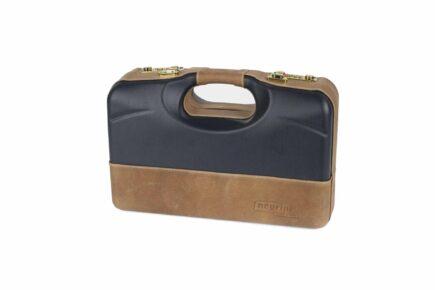 Negrini 21150PLX/5896-TRAC Luxury 6 Box Shotshell Case front