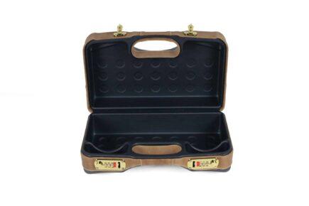 Negrini 21150PLX/5896-TRAC Luxury 6 Box Shotshell Case interior