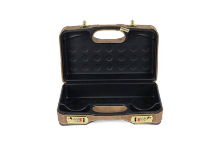 Negrini 21150PLX/5897-TRAC Luxury 6 Box Shotshell Case interior