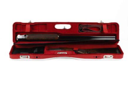 Negrini 16405PLX/5901 Hunting Shotgun Case Zoli Pernice Shotgun