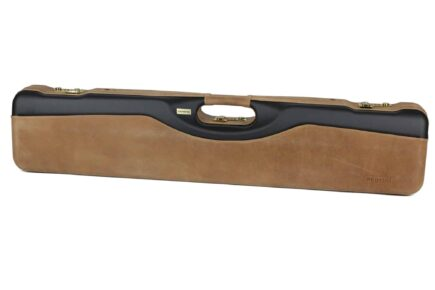 Negrini 16407PLX/5900 Luxury Sporting Shotgun Case exterior