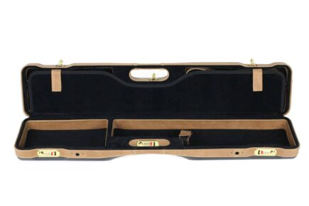 Negrini 16407PLX/5900 Luxury Sporting Shotgun Case interior bottom