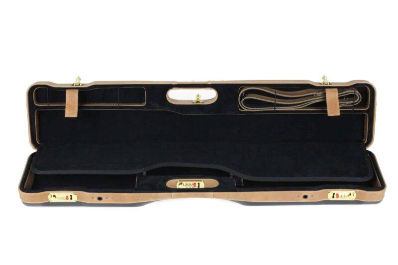 Negrini 16407PLX/5900 Luxury Sporting Shotgun Case interior top