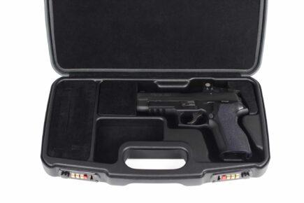 SIG SAUER® Luxury Handgun Cases - 2018SLXX/5996 - P226 with ROMEO1 Red Dot