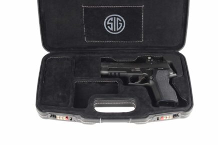 SIG Sauer Deluxe P226 with ROMEO1 Red Dot