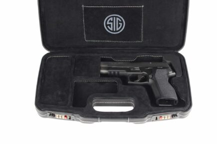 SIG Sauer Deluxe P226 Case