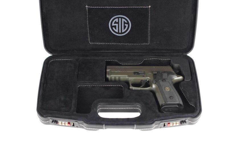SIG Sauer Deluxe P229 Case