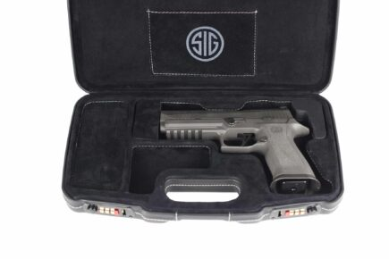 SIG Sauer Deluxe P320 Case
