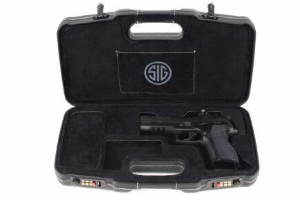 SIG SAUER® Super Deluxe Handgun Cases - 2018SLXCS/5995 - interior