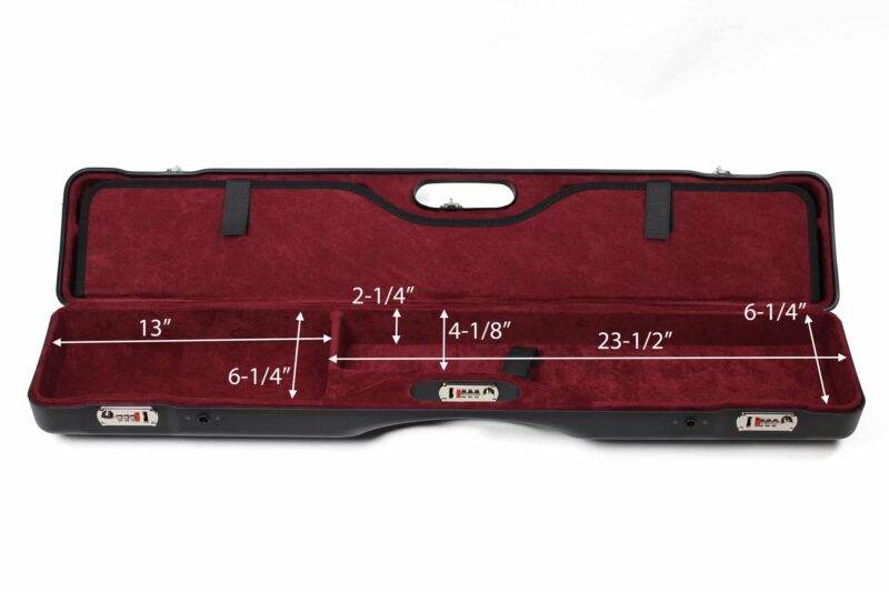 Negrini 16406LR/6012 Trap Compact bottom dimensions