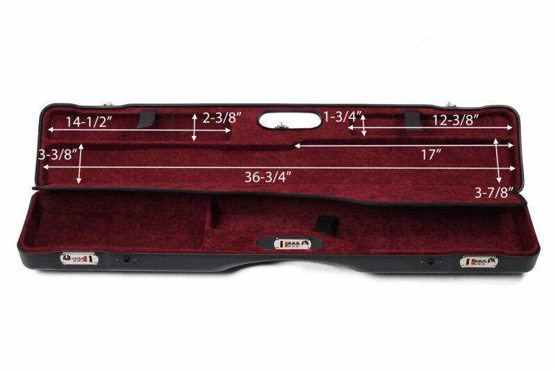 Negrini 16406LR/6012 Trap Compact top dimensions