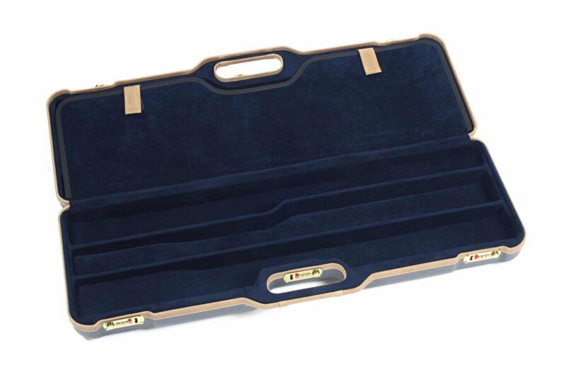 Negrini 1674LX 1 Gun 4 Barrel Hunting Case interior bottom