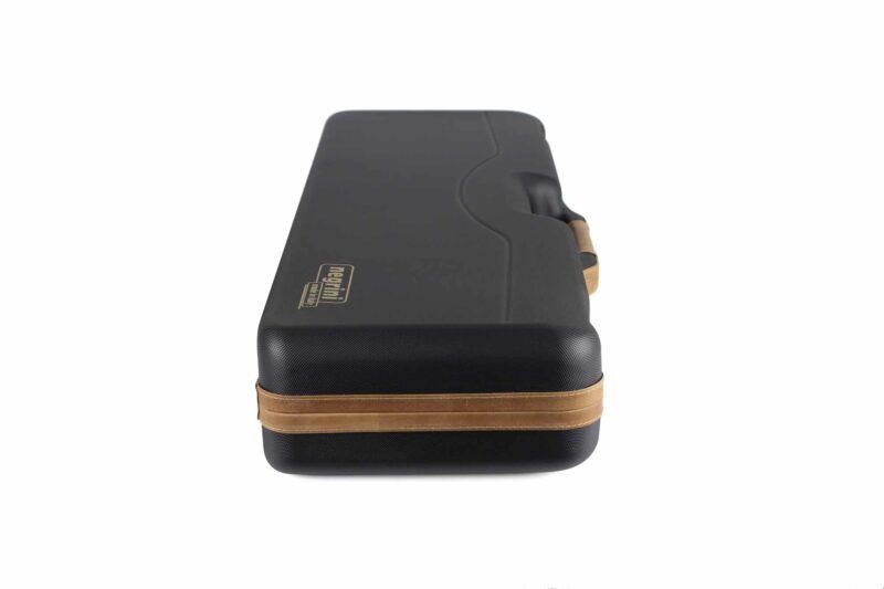 Negrini 1674LX 1 Gun 4 Barrel Hunting Case side profile