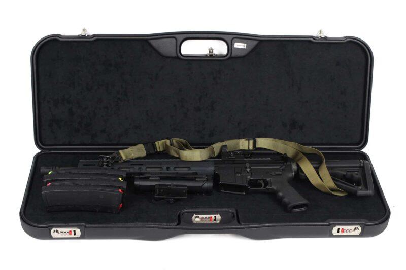 Negrini Tactical AR Rifle Travel Case - 1645R-TAC/6082 - AR15 Rifle