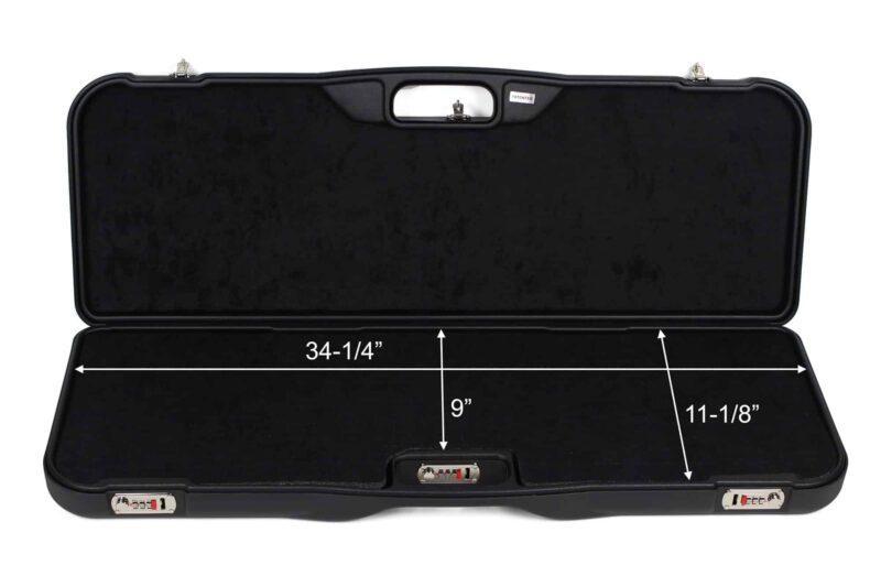 Negrini Tactical AR Rifle Travel Case - 1645R-TAC/6082 interior dimensions