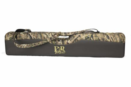 Duck Ruckus Single Semi-Auto or Pump Shotgun Travel Case - Shoulder Strap