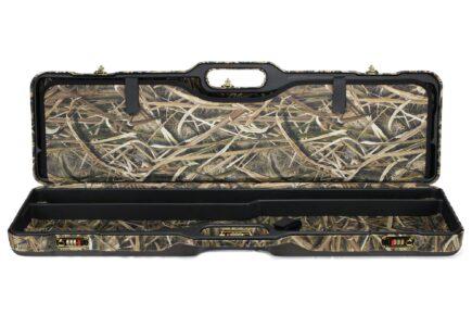 Duck Ruckus Two Gun Semi-Auto or Pump Shotgun Travel Case - interior bottom
